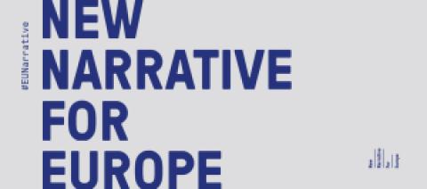 Новият разказ за Европа
